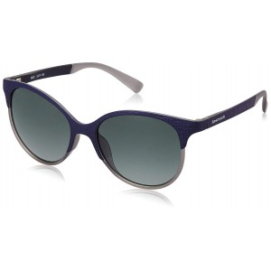 Fastrack P335GR2F DBlue Sheet Sunglasses