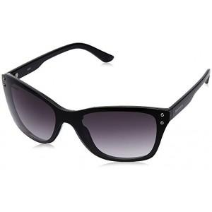 Fastrack P393BK2F Black Sheet Sunglasses