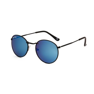 Royal Son UV Protected Round Sunglasses For Men And Women
