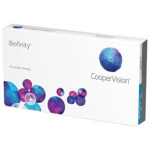 Cooper vision | Biofinity lenses